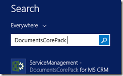 Look for ServiceManagement in the Start-menu