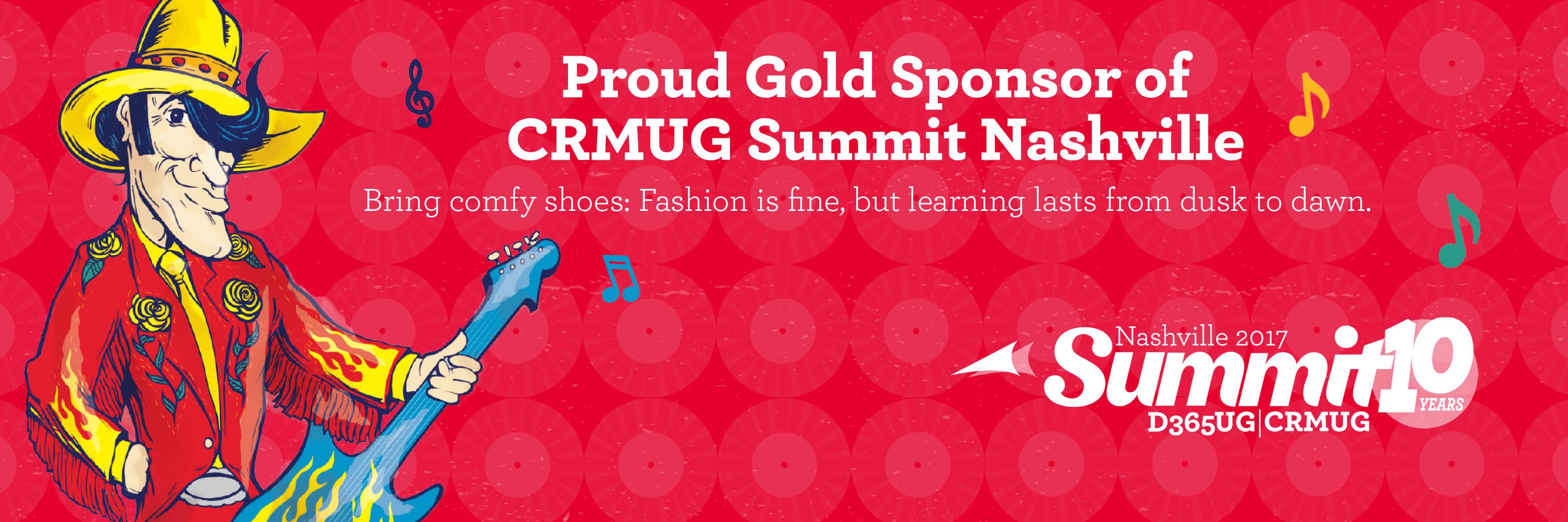 CRMUG Summit Nashville 2017